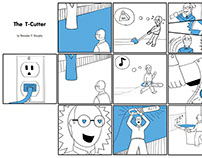 T-Cutter Sample Storyboard