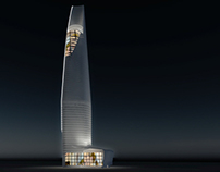 HCMC Bitexco Financial Tower, Ho Chi Minh, Vietnam
