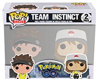 Pokemon GO Funko Pop Concepts