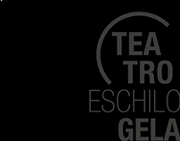 Teatro Eschilo Gela | Identità Visiva