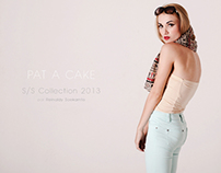 Pat A Cake S/S Collection 2013
