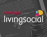 Ensogo/LivingSocial: Newsletter
