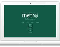 METRO WEB APP