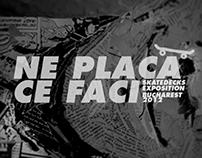 Adrenalina 4 NePlacaCeFaci - Skatedecks Exhibition