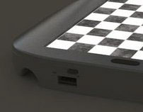 Touch screen chess