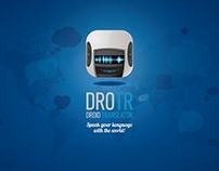 DROTR // Droid translator
