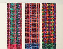 Fine Art Silk Scarves