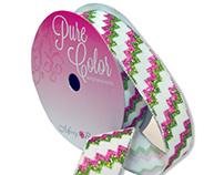 Pure Color Ribbon Spool