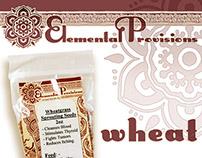 Elemental Provisions Branding