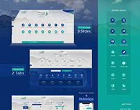 NCSI Website and Web App