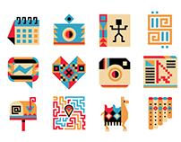 Mobile Icon Sets