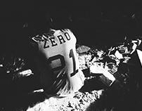 Zero21 clothing / Editorial Photography
