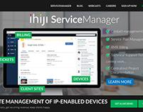 ihiji - Web Application Design
