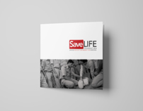 SaveLIFE - Trifold Brochure