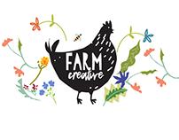 FARM CREATIVE - Packaging, label designs, branding.