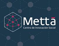 Metta Coworking - Branding