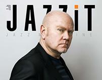 Jazzit magazine n°.87 - Cover