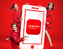 akbank cgi campaign