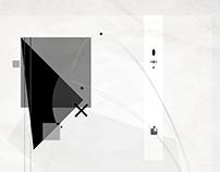 The Grey Sketch Composition