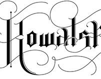 Kowalski Family Name