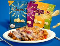 3 Chips Ads | 2013