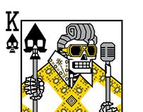 Dead King Card