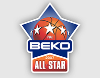 BEKO ALL-STAR logo