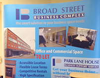 Broad Street Business Complex: Exhibition Stand