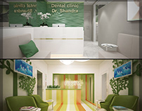 interior design of dental clinics