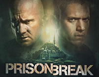 Prison Break Event Series Animated Key Art