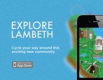 Explore Lambeth Smartphone App