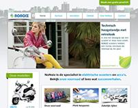 NoNoiz Electric Scooters