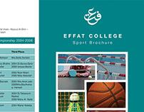 Sport Club Brochure