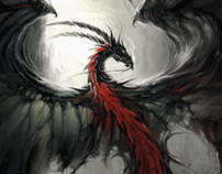 Graphic novel : IN SEARCH OF LOST DRAGONS