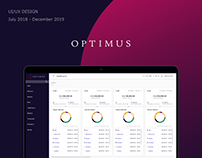 Optimus System / UIUX Design