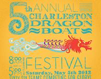 Dragon Boat Festival Poster 2012