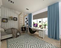 Interior Design from KSD. Child room