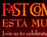 FAST COMPANY EVENT INVITE