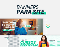 Banners para site