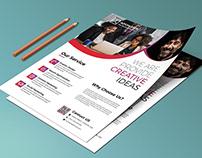 Brochure / Digital marketing Flyer