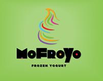 MOFROYO FROZEN YOGURT