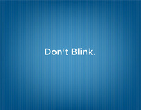"Douglas Automotive ""Don't Blink"" Internet Ad"