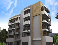 Multi-story building in Kifisia - Thessaloniki