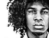 R.Barai - Portrait commission