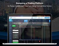 Convertible Notes Trading Platform