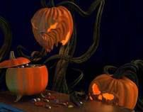 Greedy Halloween Pumpkins