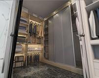 CG Bathroom & dressroom
