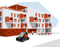END OF STUDIES PROJECT 2015-16 mobility & habitat