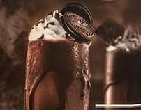 Chocolate shakes