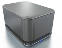 High End Audio: Class D Amp, NAS, Pre-Amp & Squeezebox